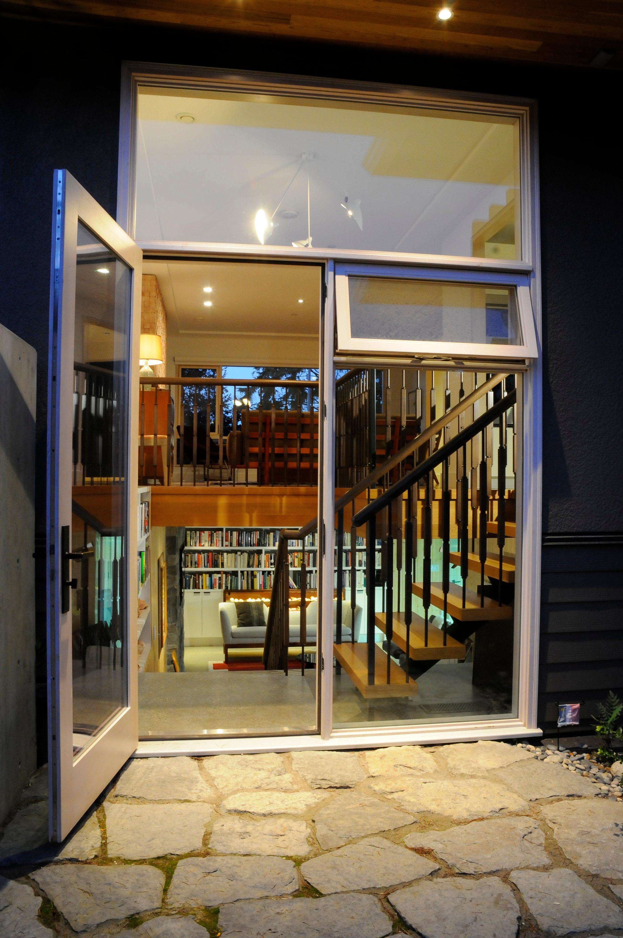 Maison d 39 etre design build for Maison etre