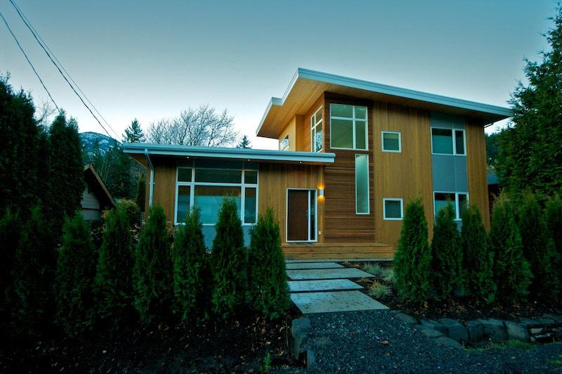 Built Green Canada Coastal Mountain Custom Homes