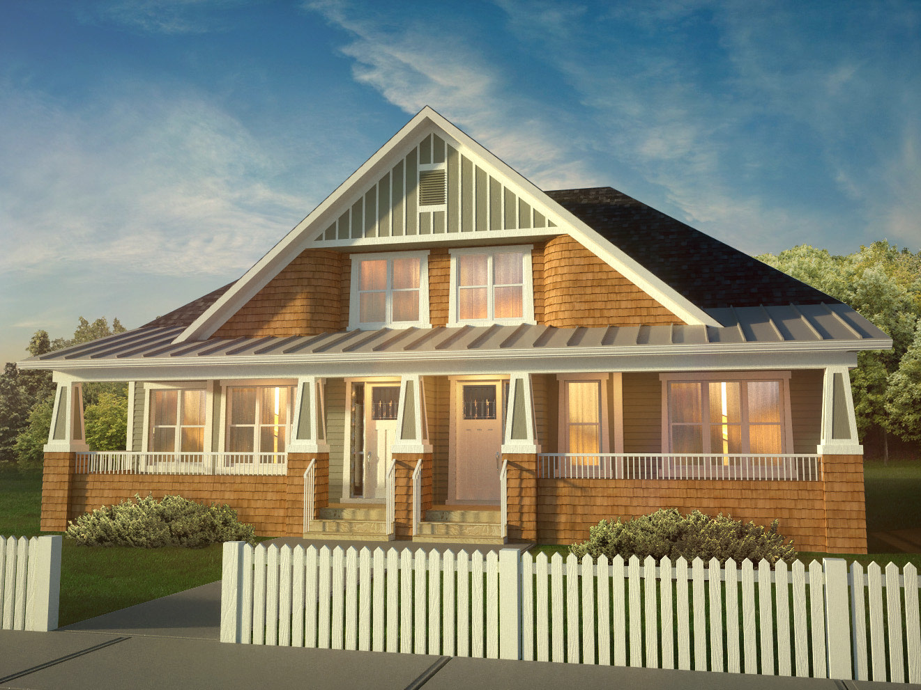 Built Green Canada Lifestyle Homes