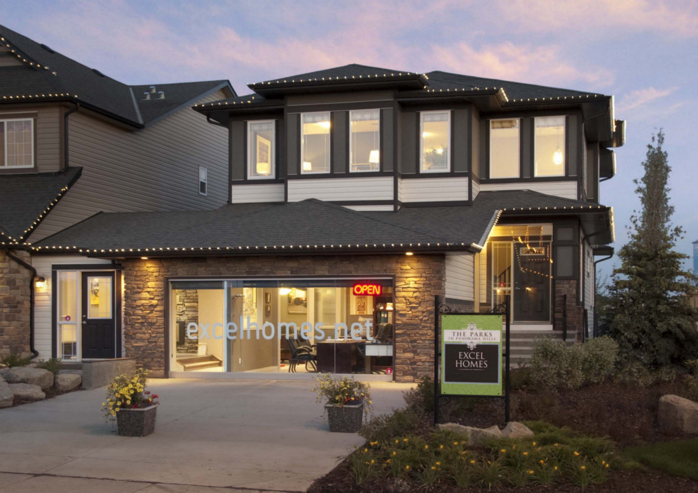 built green canada excel homes