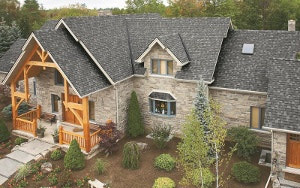 Built Green Canada Cambridge Architectural Shingle