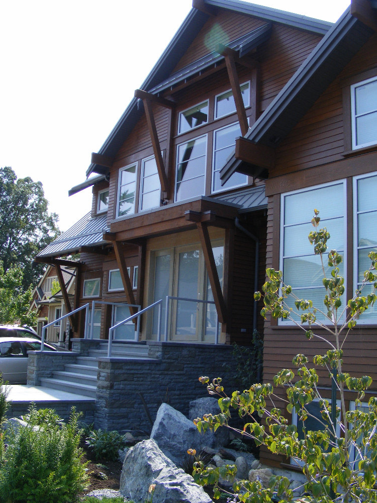 Built Green Canada Falcon Heights Contracting