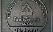 {BUILT GREEN® Metal Plaques}